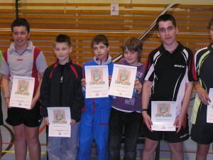 Úpech našich chlapcov Jakuba Zelinku a Reného Reha Svidník marec 2011