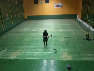 Brúsenie podlahy
